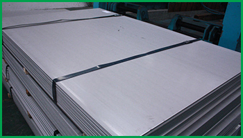 Stainless Steel HR/CR Plates Supplier